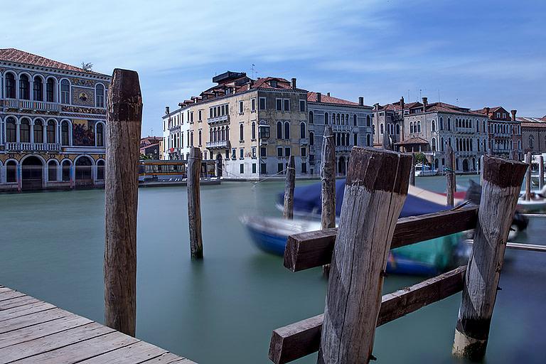 Fotografický víkend v Benátkách